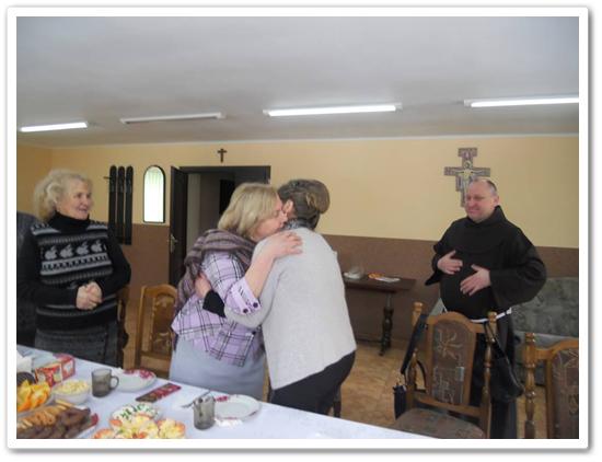 зустріч францисканського ордену світських.