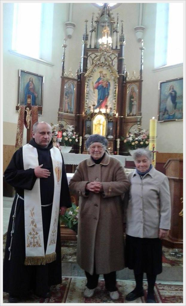 Пасхальна зустріч ФОСу в Судовій Вишні.