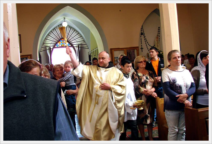 24 травня – храмове свято Матері Божої Допомоги Вірних