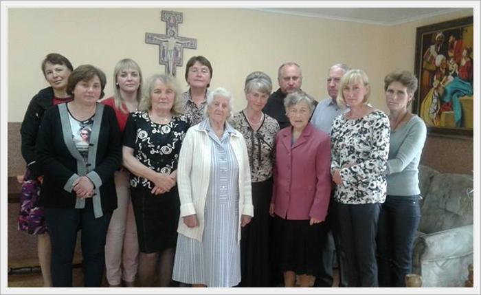 Братерська зустріч францисканського ордену світськх