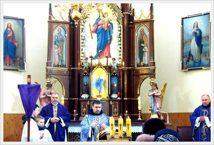Великопісні реколекції в Судовій Вишні
