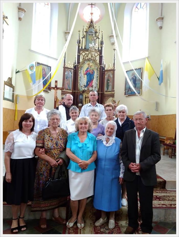 Зустріч ФОС у Судовій Вишні.